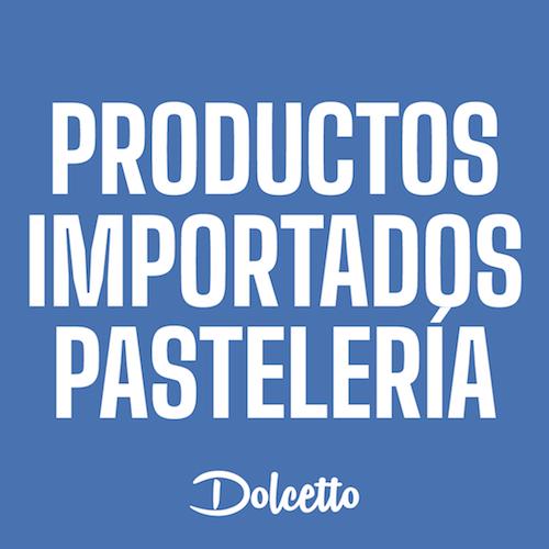 productos importados pastelería